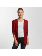 Only Cardigan onlFrancisco red