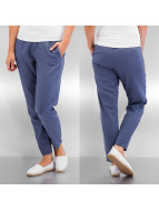 Only Chino Cigarette Line Ankle blau