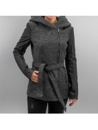 Only Coats onlLisford gray