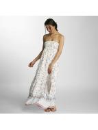 Only Elbiseler onlLouie Maxi beyaz