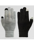 Only Gants onlAline Touch 2-Pack noir
