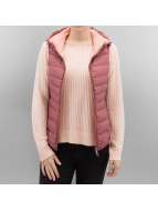Only Gilet onlTahoe rosso