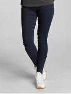 Only High Waisted Jeans Royal High синий