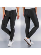 Only High Waisted Jeans Royal High Rock black