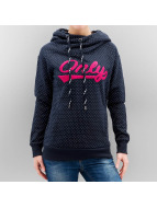 Only Hoodie onlAwesome Jalene blue