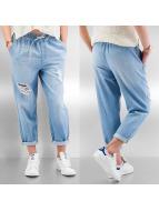 Only Jeans Boyfriend onlJune Cropped bleu