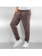 Only Jogging pantolonları onlAnne Jane kahverengi