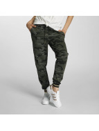Only joggingbroek onlPoptrash Easy Chino camouflage