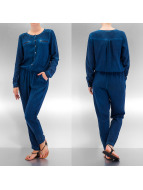 Only jumpsuit Indie Washed blauw