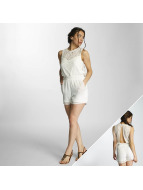 Only Jumpsuits onlTango Lace bialy