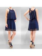 Only jurk onlAudrey Mina blauw