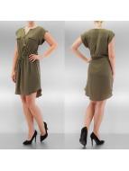 Only jurk onlVertigo olijfgroen