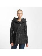 Only Kış ceketleri onlNew Lisford Wool gri