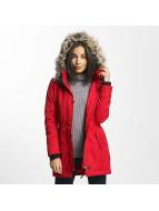 Only Kış ceketleri onlIris kırmızı