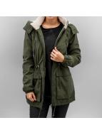 Only Kış ceketleri onlAnna zeytin yeşili