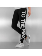Only Leggings onlGraphic Statement noir