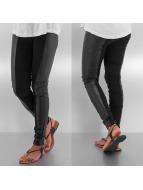 Only Leggings/Treggings onlFreeda Mix czarny