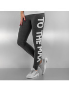 Only Leggingsit/Treggingsit onlGraphic Statement harmaa