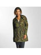 Only Lightweight Jacket OnlJasmin camouflage