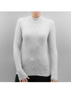 Only Longsleeves onlGreat Ripena High Neck gri