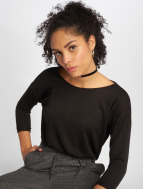 Only Maglia onlElcose 4/5 Solid nero