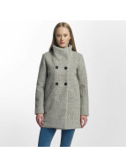 Only Manteau hiver onlAlly Sophia Wool gris