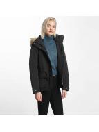 Only Manteau hiver onlStarlight Fur noir