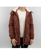 Only Manteau hiver onlAnna rouge