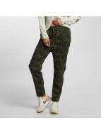 Only Pantalone chino onlLilah Poptrash Lyocell Camu mimetico