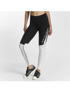 Only Play onpStef Run Leggings Black/White