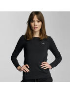 Only Play Longsleeve onpClaire Plain schwarz