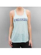 Only Play Tanktop onpSaga blauw