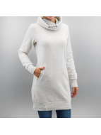 Only Pullover onlBetty Long Highneck beige