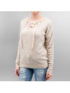 Only Pullover onlTrust beige
