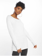 Only Pullover onlMila Lacy Long blanc
