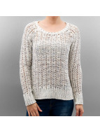 Only Pullover onlDixia Knit blanc