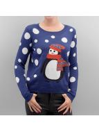 Only Pullover onlPingu blau