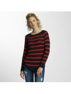 Only Pullover onlTappy Stripe blau