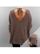 Only Pullover onlFilippa 7/8 braun
