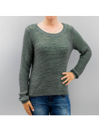 Only Pullover onlGeena XO grau