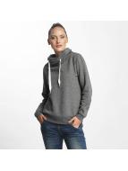 Only onlBette Sweatshirt Dark Grey Melange