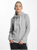 Only onlBette Sweatshirt Light Grey Melange