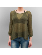 Only Pullover onlElvira Lace green