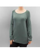 Only Pullover onlMila Lacy Long green