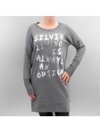 Only Pullover onlLange gris
