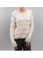 Only Pullover onlSinah Knit gris