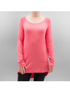 Only Pullover onlMila Lacy Long pink