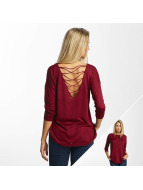 Only Pullover onlSky String 3/4 red