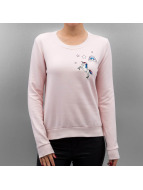 Only Pullover onlLove Me Unicorn rosa