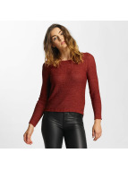 Only Pullover onlGeena XO rouge